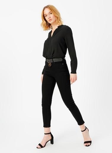 Fabrika Comfort Bluz Siyah